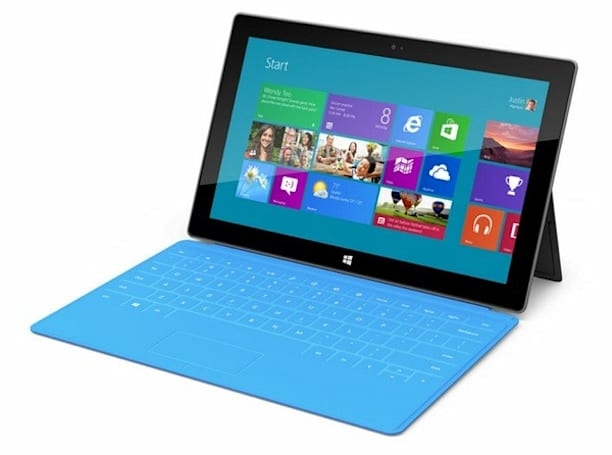 Microsoft reveals its own Windows 8 tablet: meet the new Surface for Windows RT