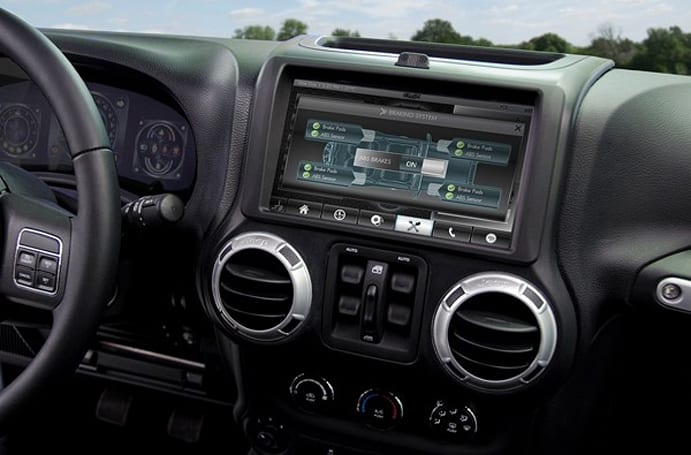QNX unveils Jeep Wrangler reference vehicle for off-road Facebookers