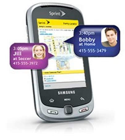 Sprint Guardian now available, allows parents to limit texting and keep tabs on a kid's location