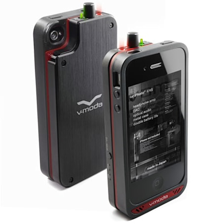 V-Moda VAMP for the iPhone: an analog converter and headphone amp with a $650 pricetag