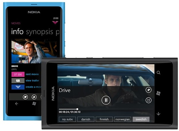 Voddler's Lumia-exclusive video streaming app debuts for European Windows Phone users
