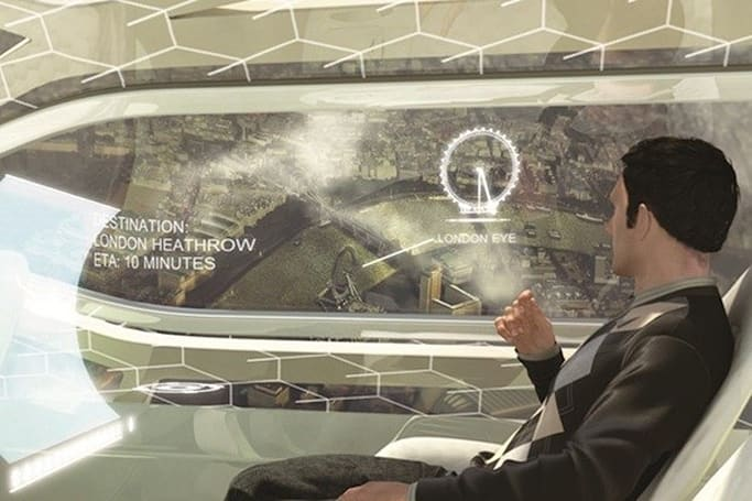 Airbus designer hopes to see planes roll out of hangar-sized 3D printers by 2050