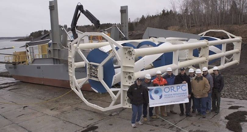US launches first commercial tidal power project this summer, Maine to reap moon's gravitational benefits