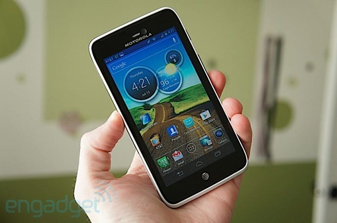 Engadget Giveaway: win a Motorola Atrix HD!