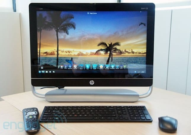 HP unveils four new business and consumer all-in-ones with Ivy Bridge insides