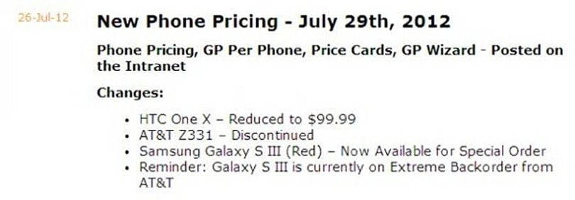 HTC One X might drop to $100 on contract at AT&T, tempt our wallets (update: confirmed)
