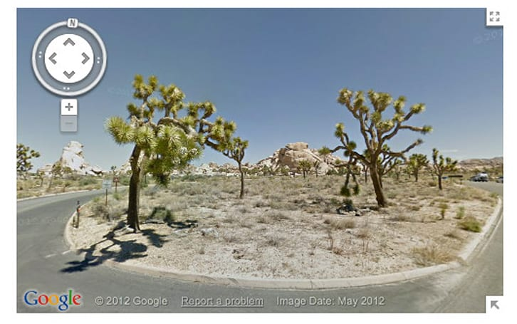 Google brings five California-based US National Parks into Street View