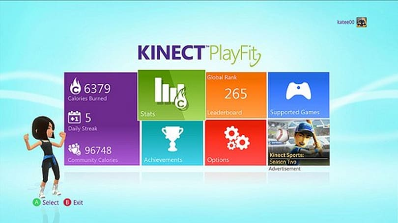 Kinect PlayFit launches for Xbox Live, tracks all of the calories you burn playing 'Star Wars'