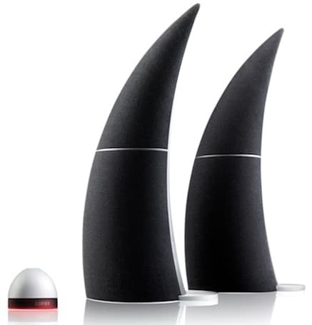 Edifier's Spinnaker Bluetooth speaker system promises not to hurt you, sells for $350