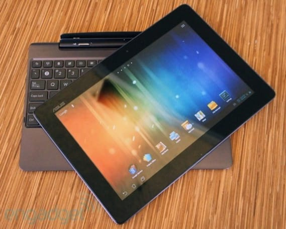ASUS Transformer Pad Infinity hits the UK on August 31st, priced at £600 for 64GB model