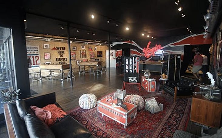 Virgin Mobile USA opening flagship Chicago store, selling 'culture' on top of phones