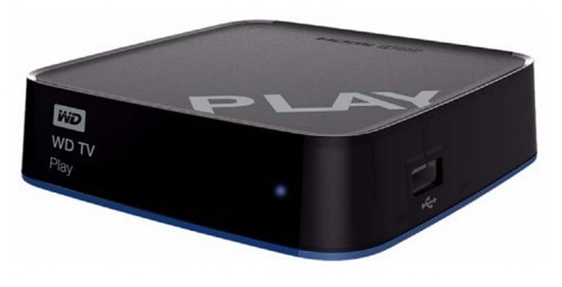 WD TV Play media hub revealed by the FCC, puts Texas Hold'em on the big screen