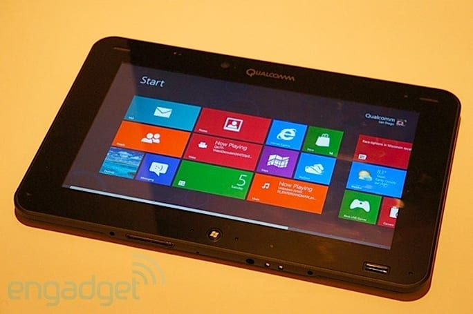Microsoft to Windows RT OEMs: 'If your name's not on the list, you're not making a tablet'