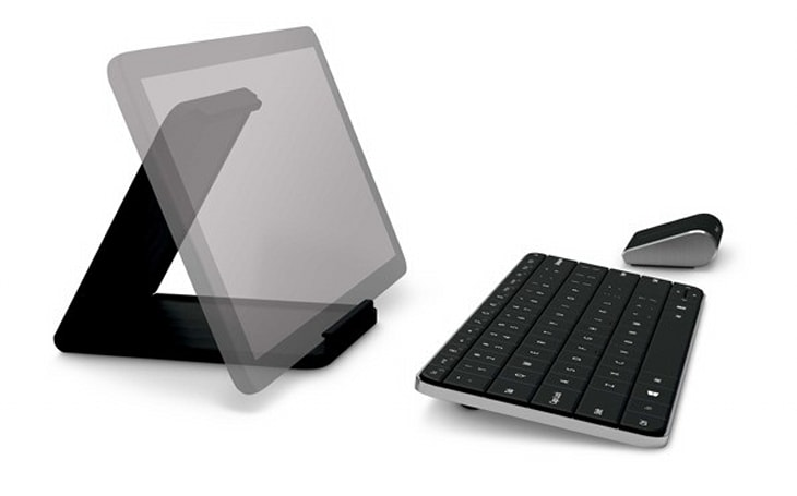 Microsoft intros Wedge Mobile Keyboard, whose case doubles as a stand
