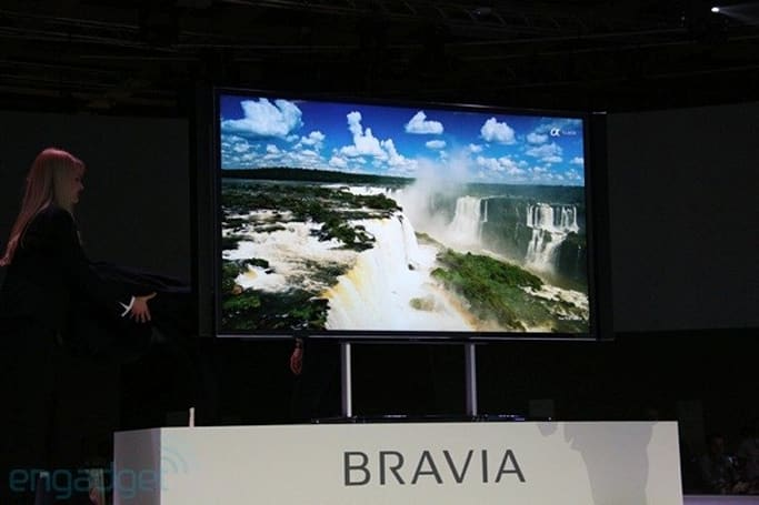 Sony announces new Bravia KD-84X9005, 84-inch 4K TV at IFA