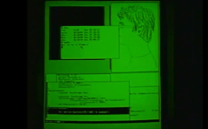 Meet your desktop's ancestors: AT&T exhumes footage of the Bell Blit (video)