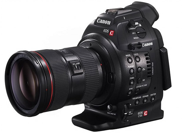 Canon announces EOS C100 cinema camera, confirms October shipping for the C500