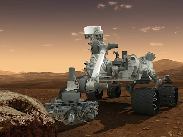 NASA's Curiosity rover receives long-distance OTA update, 'brain transplant' on Mars
