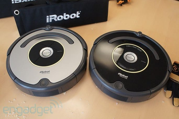iRobot trots out Looj 330 gutter-cleaning robot, three entry-level Roombas (video)