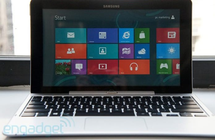 Samsung announces Series 5 and Series 7 Windows 8 tablets with S Pen apps, optional keyboards