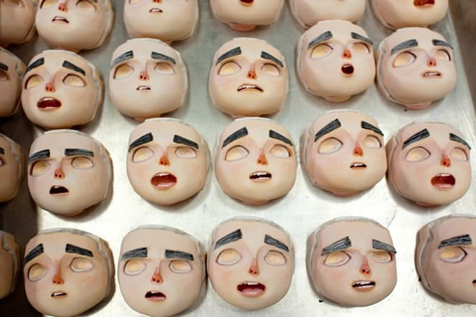 How 3D printing changed the face of 'ParaNorman'