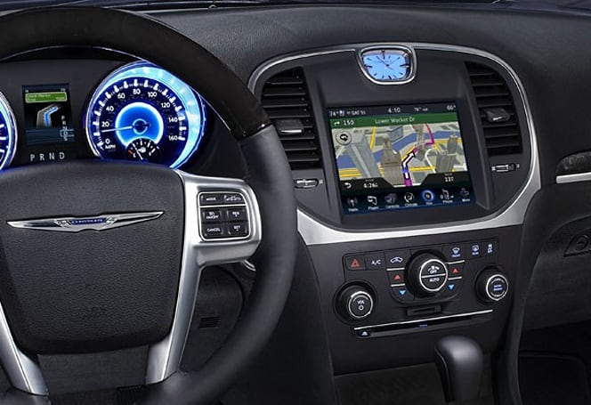 Garmin does new in-dash navigation tricks, steers 2013 Dodge and Chrysler models