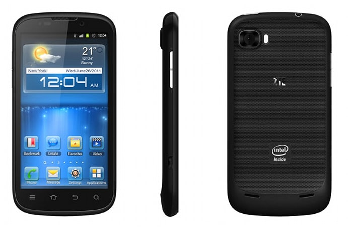ZTE Grand X IN: Intel-powered ICS smartphone to launch next month