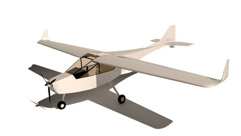MakerPlane's open source aircraft funding campaign gets off to a slow start (video)