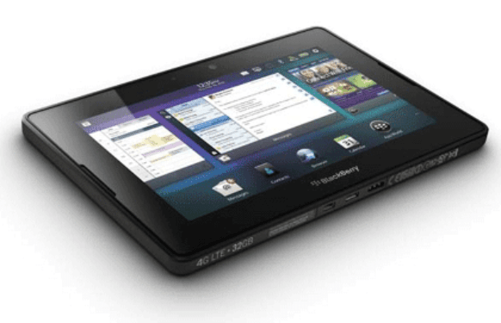 PlayBook Mobile Responder app puts police tools in a finger-friendly package
