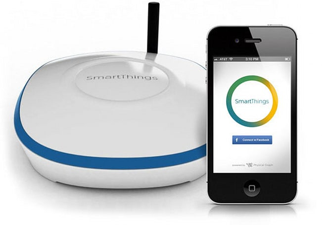 Insert Coin: SmartThings wants to connect your dog, mailbox and kitchen cabinets to the internet