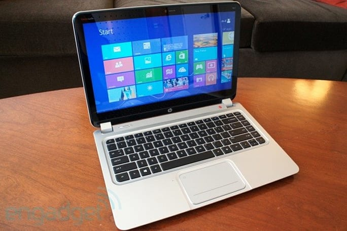 HP announces 15-inch Spectre XT TouchSmart Ultrabook, Envy 4 Ultrabook with touch (update: video)