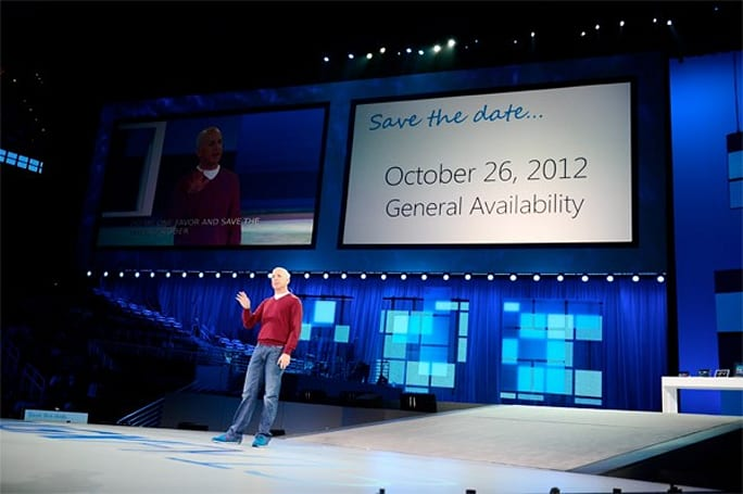 Microsoft confirms Windows 8 has been released to manufacturing, OEM partners now have final code