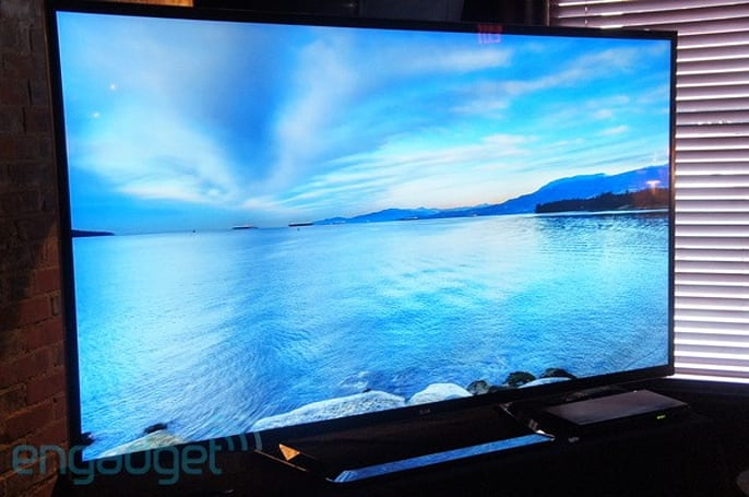 LG's 84-inch 4K ultra high definition TV goes on sale in the US next month for $19,999