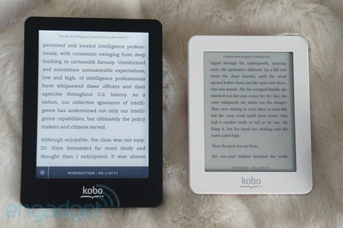 Kobo's Glo and Mini readers on their way to Japan as the Touch gets a discount