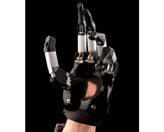 Touch Bionics releases new prosthetic fingers, flips the old ones the bird