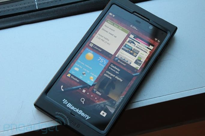 RIM opens BlackBerry 10 app submissions