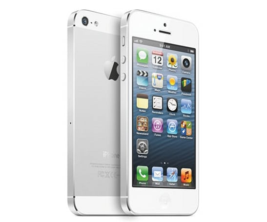 iPhone 5 contract prices for UK phone networks revealed (updated with O2, Carphone Warehouse and Phones4U)
