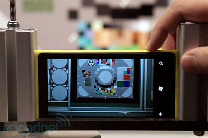From the lab: Lumia 920 image stabilization and 808 drop test at Nokia R&D (video)