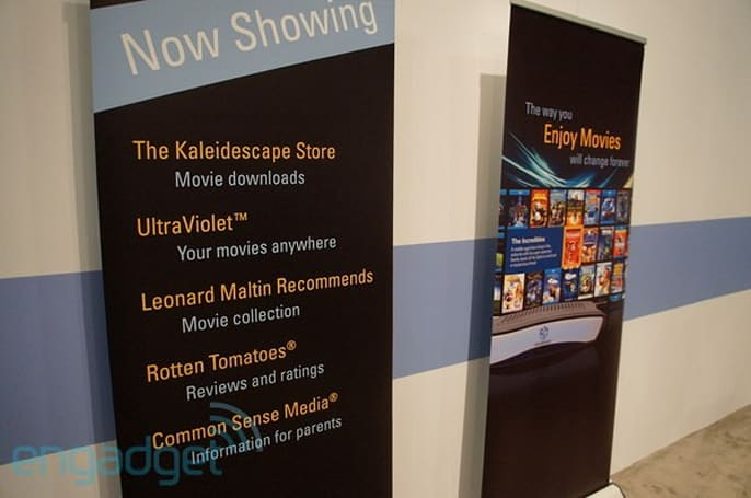 Kaleidescape teases movie download store; brings Rotten Tomatoes, Leonard Maltin to its servers