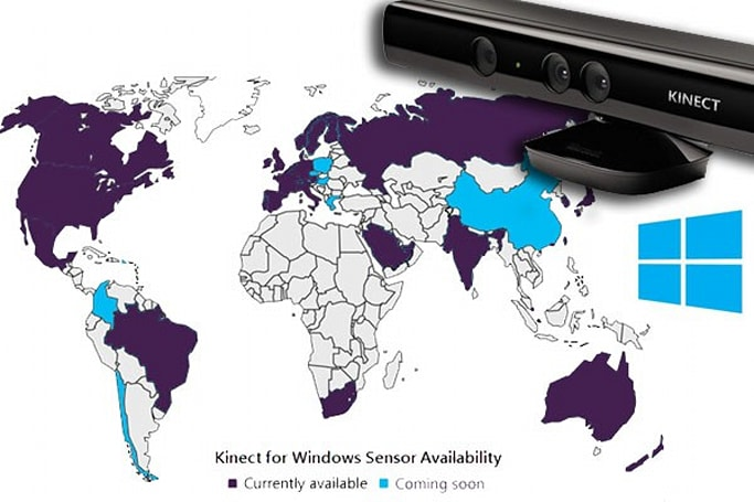 Kinect for Windows SDK to add new features, markets