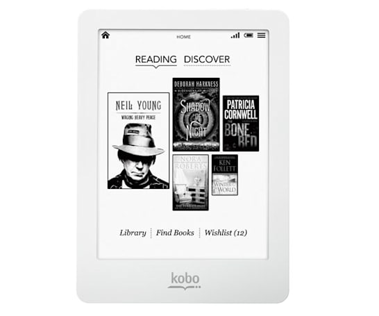 Kobo announces three new readers: one glows, one's small, one runs Ice Cream Sandwich