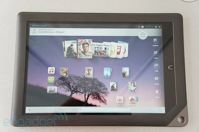Barnes & Noble Nook HD, HD+ vs. Nook Tablet: what's changed?