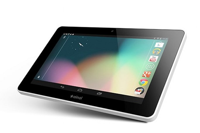 Ainol releasing dual-core Novo 7 Crystal tablet: Jelly Bean and an IPS display for $139
