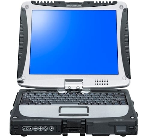Panasonic Toughbook 19 gets Ivy Bridge upgrade, small price bump
