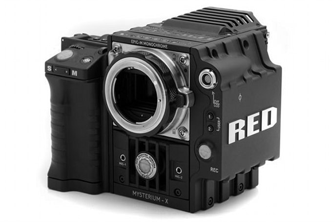 Red introduces $42K Epic-M Monochrome cinema cam, on sale October 1st