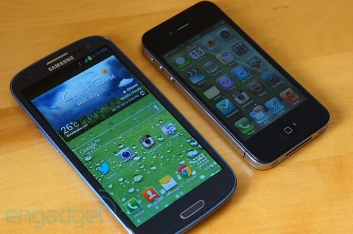 Dutch court rules that Samsung didn't infringe on Apple multi-touch patent