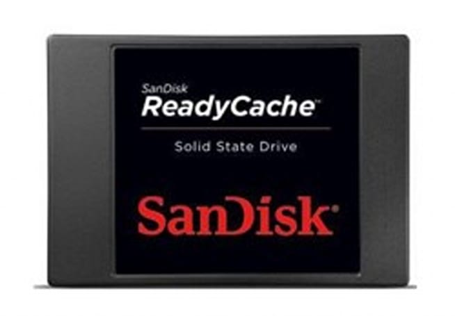 SanDisk announces 32GB ReadyCache for Windows: $55 at Amazon, keep your existing HDD