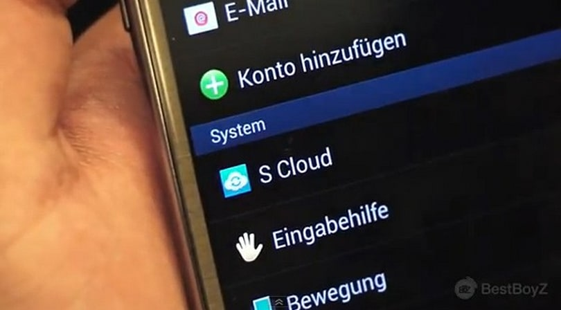 S Cloud spotted on Galaxy Note II, reveals Dropbox integration (video)