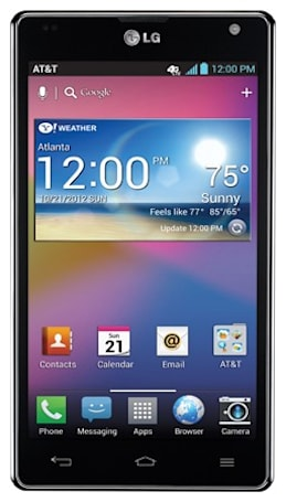 LG Optimus G coming to AT&T and Sprint in the near (unknown) future