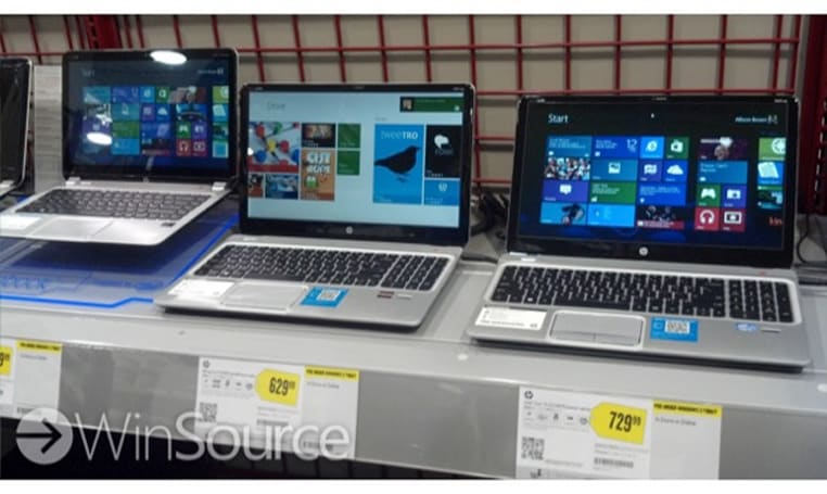 Windows 8 now available to try at Best Buy